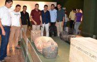 محافظ سوهاج : رواد متحف سوهاج القومي اعربوا عن سعادتهم بزيارة المتحف وإفتتاحه