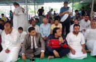 الآلاف يؤدون صلاة عيد الاضحي بجمصه - دقهلية