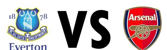 مباراة ارسنال وايفرتون
