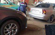 حملات بيئية ومرورية وضبط السيارات الملوثة للهواء بالغربية