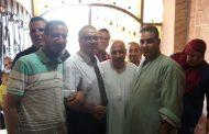 لقاء جماهيري في قرية حصه اكوه الحصه بكفر الزيات لبحث حالات تكافل وكرامه