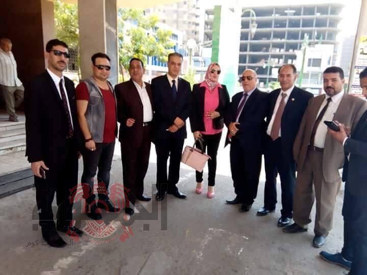 إفتتاح مقر حزب الريادة بمركز ومدينة ديرب نجم -شرقية