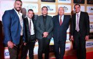 حاتم نعمان يحصد جائزة أفضل طبيب في مهرجان الفضائيات.