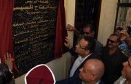 محافظ الإسكندرية يفتتح مسجد إنجي هانم الأثري بمحرم بك بعد ترميمه