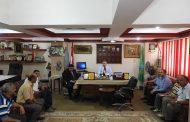 وكيل تعليم المنوفية يجتمع مع رؤساء خدمة المواطنين بالإدارات التعليمية بالمحافظة