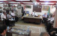 شاهين والرشيدى يجتمعان مع مديرى الإدارات التعليمية بالمحافظة للاستعداد لإستقبال العام الدراسى الجديد 18\2019