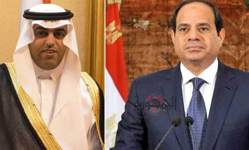 السلمي يهنئ  السيسي والشعب المصري بذكرى انتصارات أكتوبر المجيدة