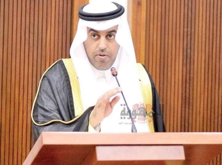 رئيس البرلمان العربي يصل الإمارات لتعزيز دور الدبلوماسية البرلمانية لخدمة القضايا العربية