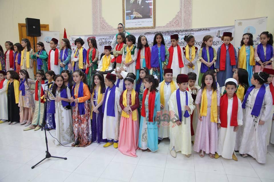 أطفال يصنعون الحدث بمهرجان السماع و المديح النبوي بفاس الدورة21