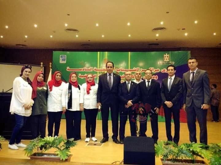 وزير الشباب تدشين النسخة السادسة لدورى مراكز الشباب لكرة القدم