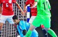 المنتخب المصري  الوطني لشباب كرة الصالات يفوز علي الفريق العراقي في اولمبيات الارجنتين