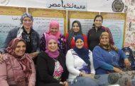 أمانة المرأة بقائمة تحيا مصر تناقش ارتفاع نسبة الطلاق بالإسماعيلية .