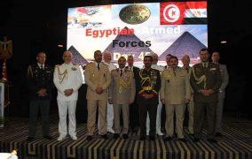 نجاح كبير لحفل انتصارات اكتوبر السنوي بتونس