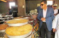 مدير أمن الإسماعيلية يضبط مصنع لإنتاج الحلويات بدون ترخيص بمنطقة أبو بلح خلال حملة تموينية مكبرة .