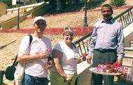 مرسي البلينا السياحي يستقبل 144 سائحاً متعدد الجنسيات