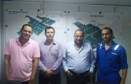 مشروع الشركة المصرية للتكرير بمسطرد شعاع لأمل الصناعةفي مصر