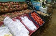 أسعار الخضار والفاكهة  تستقر تدريجيا بالغربية