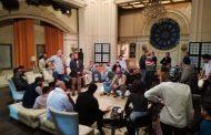بالصور.. إضراب عمال «قناة دريم» عن العمل لوقف مرتباتهم