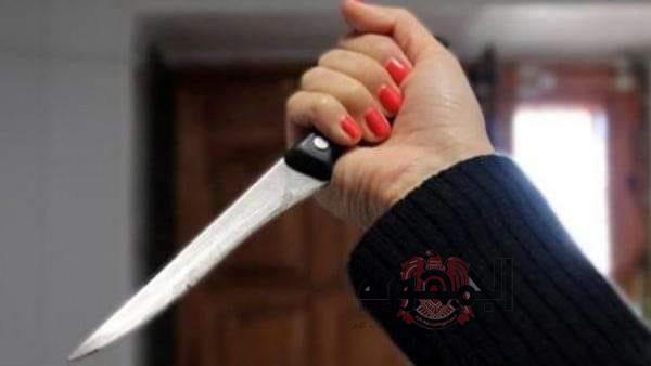 المؤبد لزوجة ذبحت زوجها بمساعدة عشيقها بمنيا القمح بالشرقية