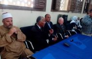 مدير تعليم بلبيس و رئيس مجلس ومدينة بلبيس يحتفلا بالمولدالنبوي الشريف