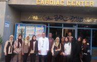 مركز قلب المحلة صرح طبي تعليمي تثقيفي يخدم المجتمع