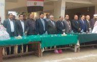 بالصور احتفالية ذكري المولد النبي الشريف بإدارة سنورس التعليمية