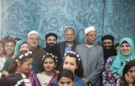 جمعية شفيع لرعاية الأيتام والمسنات والمغتربات تستقبل محافظ الفيوم ووفد من بيت العائلة المصرية