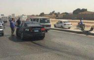اصابة 5 فى حادث تصادم ميكروباص بجرار زراعى بطنطا