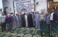 أوقاف الإسماعيلية تواصل أمسيتها الدينية بحملة ( محمد رسول الإنسانية) من مسجد بدر بالشيخ زايد.