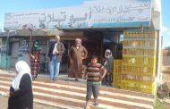 متابعة المزارع ومحلات الطيور برج العرب للحد من انتشار مرض انفلونزا الطيور بالاسكندرية