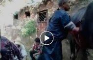 بالفيديو وبشرى سارة ..نجاح أول ولادة قيصرية لجاموس في صعيد مصر