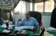 ابو الخير عزام وكيل وزارة التضامن الاجتماعي بالغربية  يجتمع بالمراجعين الماليين لكافة الادارات الفنية والاجتماعية والوحدات الاجتماعية