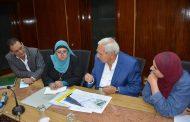 بالصور ...شاروبيم يقرر انشاء أول فرع لمكتبة مصر العامة بجمصه