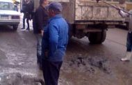 بالصور..استعداد حى غرب لموسم سقوط الامطار بالاسكندرية