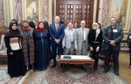 مجلس النواب يشيد بالمكتب التنفيذي لإدارة بلبيس.