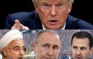 الأسد السوري و الدب الروسي و المد الشيعي يحطمون أحلام النسر الأمريكي في سوريا