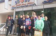 وفد مدرسة على مبارك الابتدائيةبطنطا يزور مستشفى 57357
