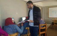 شباب الغربية تطلق فعاليات تدريب العاملين علي البرامج الحديثه للحاسب الآلي