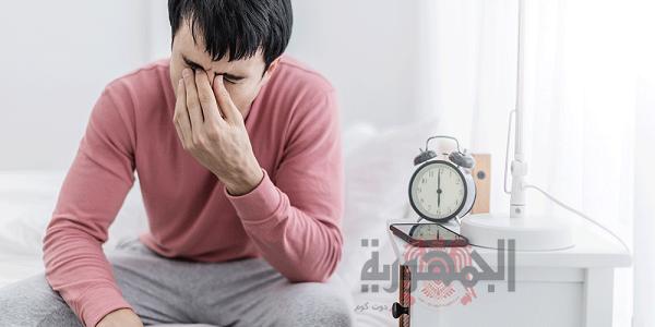 نتائج دراسة حول عدم النوم  وهذه أعراضها