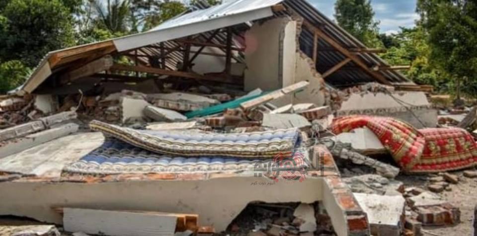 الزلزال الـ3 يضرب إندونيسا بقوة 6.6 درجة ريختر.. ولا مخاوف من تسونامي.