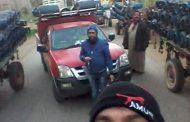 تموين السرو في الشارع منذ الصباح الباكر لمتابعة توزيع اسطوانات الغاز