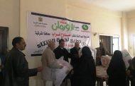 توزيع 1000 بطانية على الأسر الأكثر فقراً و الأولى بالرعاية بمختلف مراكز ومدن الشرقية