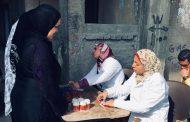 قافلة طبية   لخدمة الأشد إحتياجا  بعزبة نشات -حي ثان المنتزه-الاسكندرية