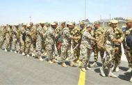 قوات مصرية تصل إلى البحرين للمشاركة في مناورات