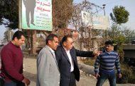 محافظ الشرقية يُشرف على رفع الإشغالات و الأكشاك المخالفة من على جانبي طريق بلبيس - أبو حماد