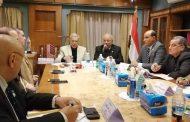 إجتماع مجلس الأمناء والآباء والمعلمين بالقليوبية