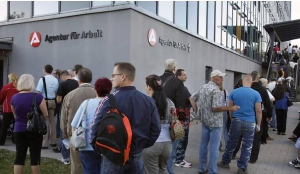 2.4 مليون عاطل عن العمل بألمانيا في يناير