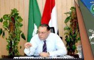 إزالة 4 حالات تعدي على أراضي أملاك الدولة بمساحة 155 م2 بمركز كفر صقر-شرقية