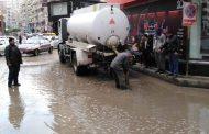 مراكز ومدن #محافظة_الشرقية تكثف جهودها لشفط مياه الأمطار وإزالة أثاره من الشوارع والميادين الرئيسية بنطاق المحافظة