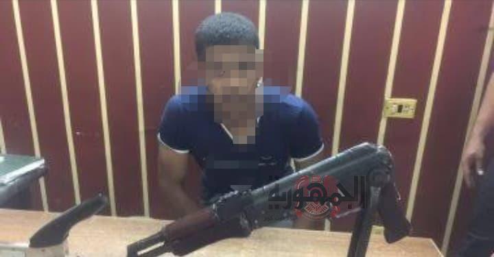 المؤبد لعامل سرق شخصين تحت تهديد السلاح بقرية التلين بمنيا القمح